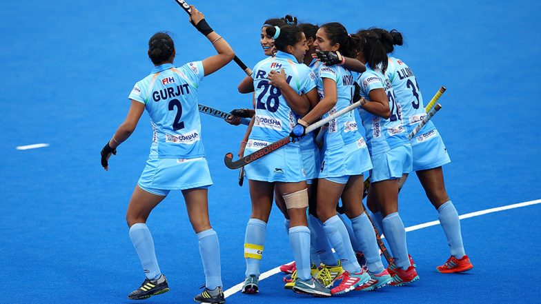 Tokyo Olympics 2020: Indian Women's Hockey Squad Announced for the Test Event