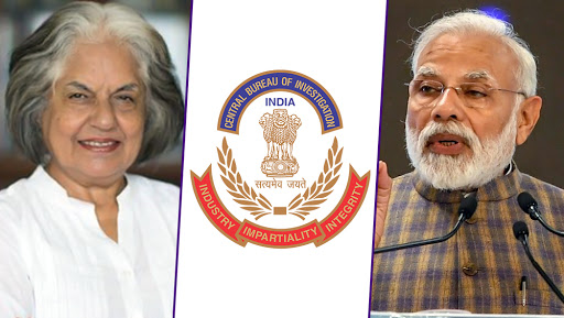 CBI Raids On Indira Jaising And Anand Grover: Opposition MPs Write to PM Narendra Modi, Call It 'Gross Abuse of Power'
