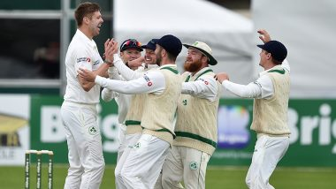 Ireland Cricket Board Announces 14-Member Squad for One-Off Test Against England