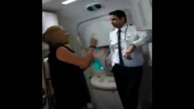 Irish Drunk Woman Whose Video Went Viral For Spitting at Air India Flight Attendants, Found Dead in England