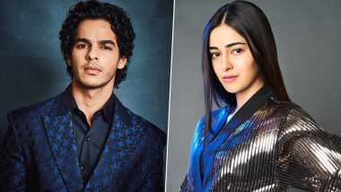 Ishaan Khatter-Ananya Panday, the Next New Onscreen Jodi, to Feature in Ali Abbas Zafar's First Production