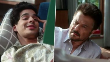 Anil Kapoor Turns the Coolest Dad to Ishaan Khatter as He Grooves to SOTY 2's Jawaani Song in a New Commerical (Watch Video)