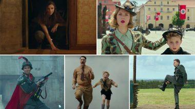 Jojo Rabbit Teaser: Thor Ragnarok Fame Taika Waititi Turns Adolph Hitler in This Quirky Scarlett Johannson Comedy – Watch Video