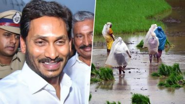 Jaganmohan Reddy, Andhra CM, Announces Rs 7 Lakh Compensation to Families of Farmers Committed Suicide