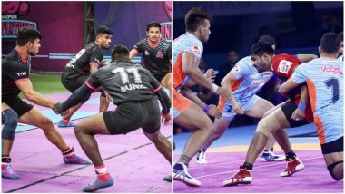 Jaipur Pink Panthers vs Bengal Warriors Dream11 Team Predictions: Best Picks for Raiders, Defenders and All-Rounders for JAI vs BEN PKL 2019 Match 13