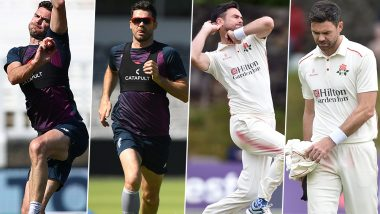 Happy Birthday James Anderson! From Being RJ to Posing Naked For a Photoshoot, 5 Interesting Things to Know About the All-Time Great England Pacer