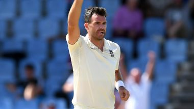 Ashes 2019: James Anderson Could Regain No.1 Spot in ICC Test Rankings for Bowlers During England vs Australia Tests