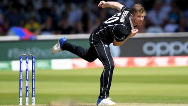 James Neesham's Childhood Coach David James Gordon Died During Super Over of ENG vs NZ ICC CWC 2019 Final