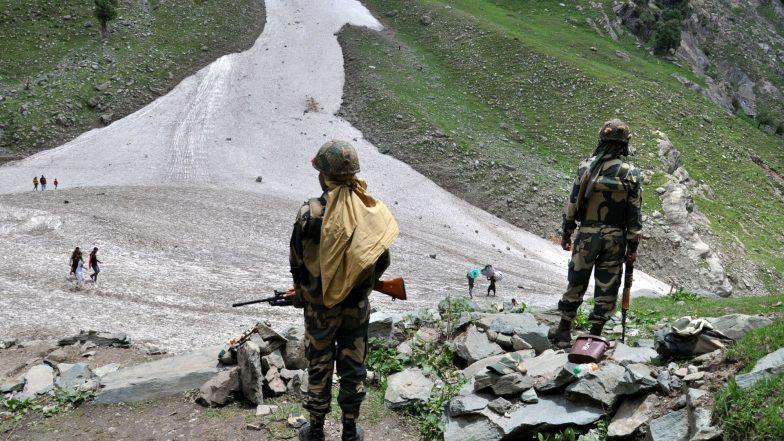 Amarnath Yatra Suspended From Jammu To Srinagar After Separatist Called Protest Shutdown in J&K