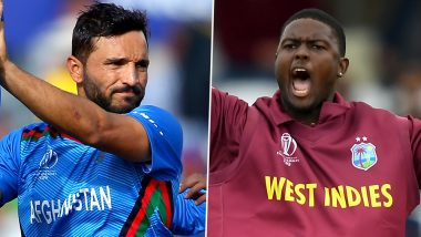 AFG vs WI, ICC CWC 2019 Toss Report & Playing 11: West Indies Wins Toss; Elects To Bat Against Afghanistan