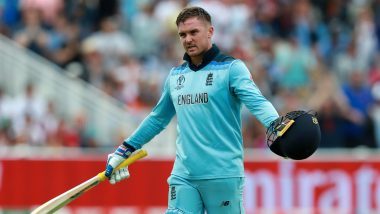 CWC 2019 Hero Jason Roy Included in England Test Squad Against Ireland, Mark Wood Dropped