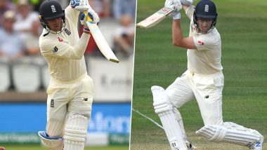 ENG vs IRE 2019 Test: Jack Leach and Jason Roy Guide England to 181-Run Lead Against Ireland