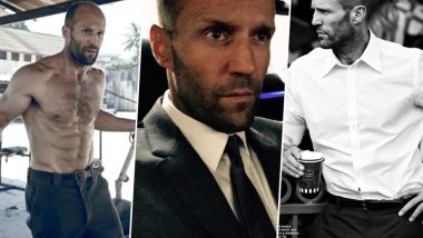 Jason Statham Birthday Special: 13 Hot Pics of the Fast & Furious 9 Star That Will Make Your Ovaries Explode