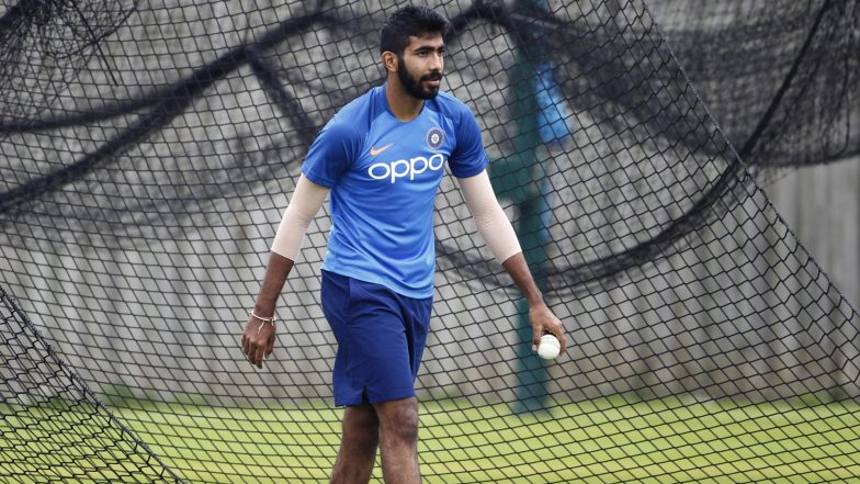 Jasprit Bumrah Amazed by Elderly Fan's Imitation of His Bowling Action During ICC CWC 2019, Says 'This made my Day'