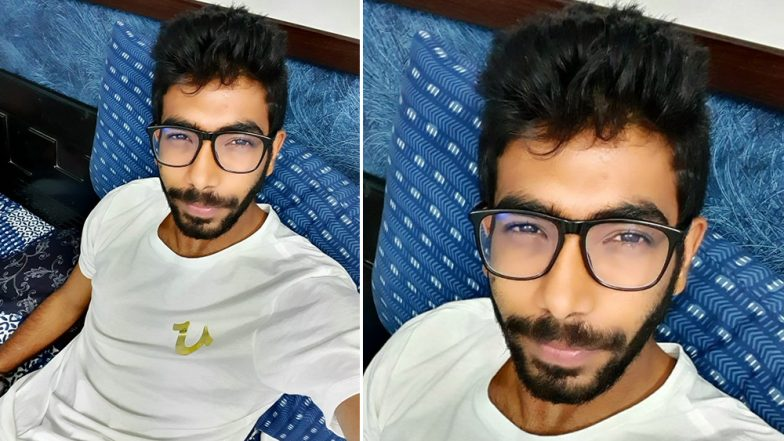 Jasprit Bumrah Quotes Napoleon Bonaparte With His Selfie; Indian Speedster Hints at Taking Rest Post India's CWC 2019 Campaign (View Pic)