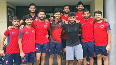 Jasprit Bumrah Joins Friends to Play Volleyball Ahead of India vs West Indies 2019 Series; Indian Pacer Shares Photo on Instagram