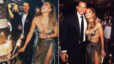 Jennifer Lopez's Glamorous 50th Birthday Looks Like a Mini JLo Concert! (View Pics and Videos)