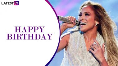 Happy Birthday Jennifer Lopez: Greatest Hits of the American Singer That Make Us Say 'Get Right' to the New Age Pop Performers