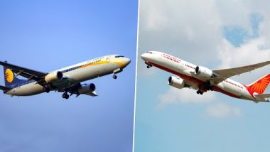 Air India Bailout: Aviation Ministry Mulls Impact Analysis of Jet Airways Post Debt Clearance Failure, Hires EY