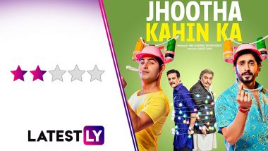 Jhootha Kahin Ka Movie Review: Rishi Kapoor, Sunny Singh and Omkar Kapoor's Film Lacks Genuine Comic Punches
