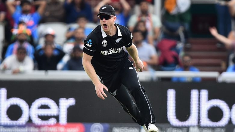 James Neesham Posts Funny Reply on Twitter After Pakistani Actress Sehar Shinwari Asks the New Zealand Cricketer to Become Father of Her Future Kids (See Tweet)