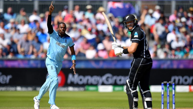 Jofra Archer Overtakes Ian Botham to Become the Highest Wicket-Taking England Bowler in a Single Edition of World Cup; Achieves the Feat During ENG vs NZ CWC 2019 Game