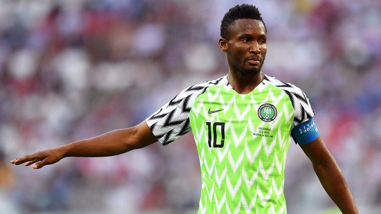 Nigerian Midfielder John Obi Mikel Announces Retirement From International Football