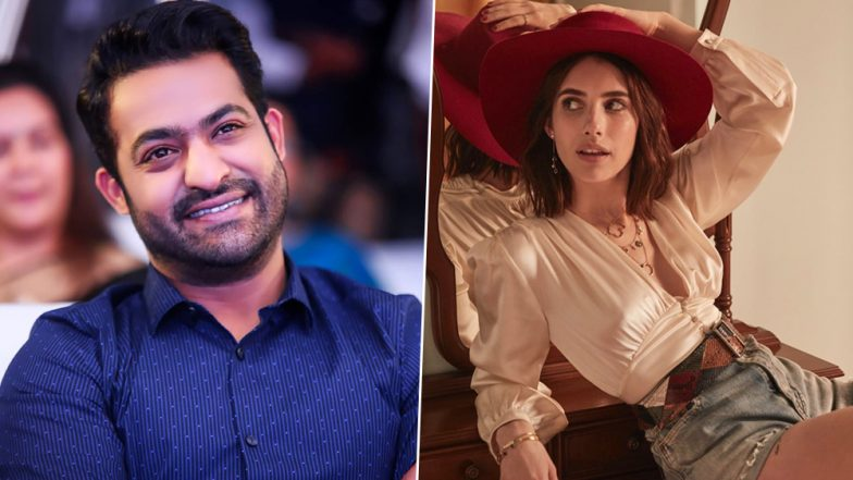 RRR: After Daisy Edgar-Jones' Exit, Hollywood Actress Emma Roberts to Star Opposite Jr NTR?