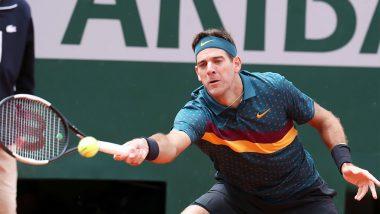 Juan Martin del Potro Withdraws From Australian Open Due to Knee Problems