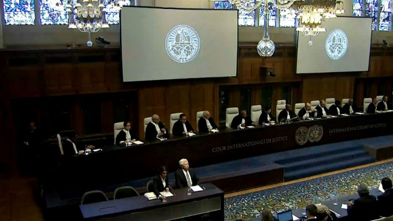 Kulbhushan Jadhav ICJ Verdict: Full Text of Judgment Pronounced by UN Court Against Pakistan