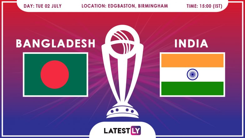 India vs Bangladesh, ICC Cricket World Cup 2019 Match Preview: Plugging Loopholes Key as IND Face BAN