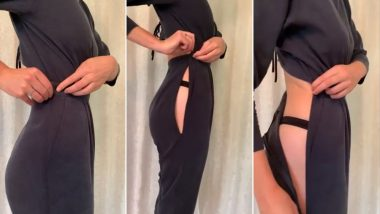 Designer Makes a Jumpsuit Which Lets You Pee Without Taking it All Off and We Are So 'Relieved'!