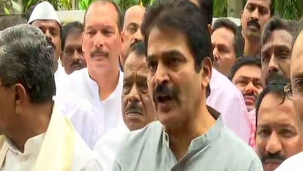 Karnataka Political Crisis: MLAs Who Have Resigned Should Come Back and Strengthen the Party, Says Congress MLA KC Venugopal