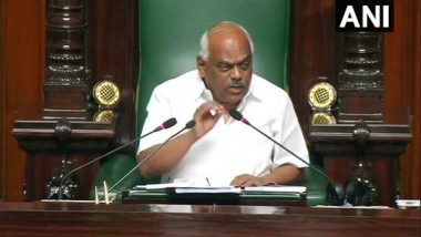 Karnataka Trust Vote: Assembly Speaker KR Ramesh Kumar Takes a Dig at Politics of Defection