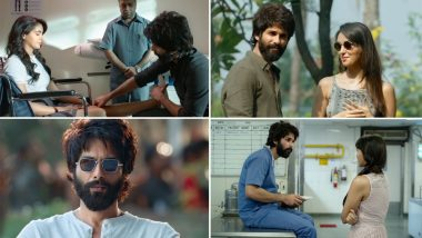 Kabir Singh Song Yeh Aaina: Shahid Kapoor-Nikita Dutta's Subtle Bonding Gets a Magic Touch By Shreya Ghoshal's Soulful Voice