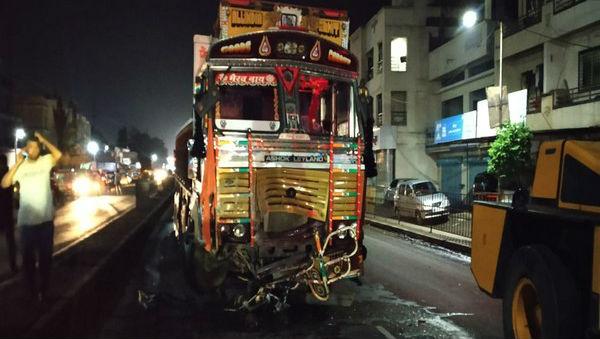 Accident On Pune-Solapur Highway: Nine Killed After Car Collides With Truck Near Kadam Wakwasti Village