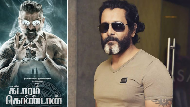 Kadaram Kondan Movie Review: Chiyaan Vikram's Film Is a Well-Made Action Entertainer, Say Critics and Fans