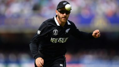 Kane Williamson Gives His Pet Dog Slip Catching Practice Amid COVID-19 Pandemic