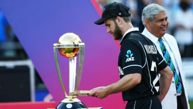 ICC CWC 2019: Pretty Hard to Swallow, Says New Zealand Skipper Kane Williamson After Losing World Cup Final Against England