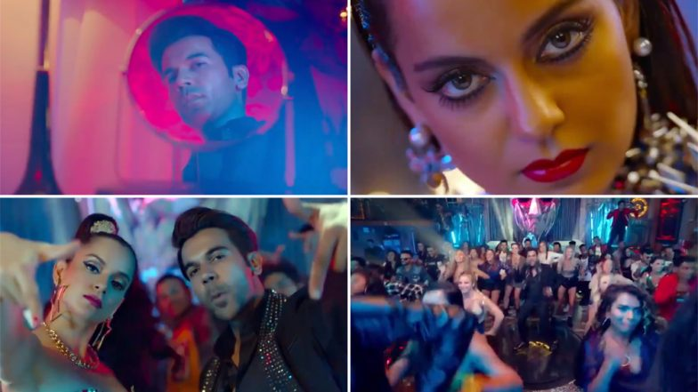 The Wakhra Song Teaser from Judgementall Hai Kya: Kangana Ranaut and Rajkummar Rao's Party Number to Be Out Tomorrow! Watch Video