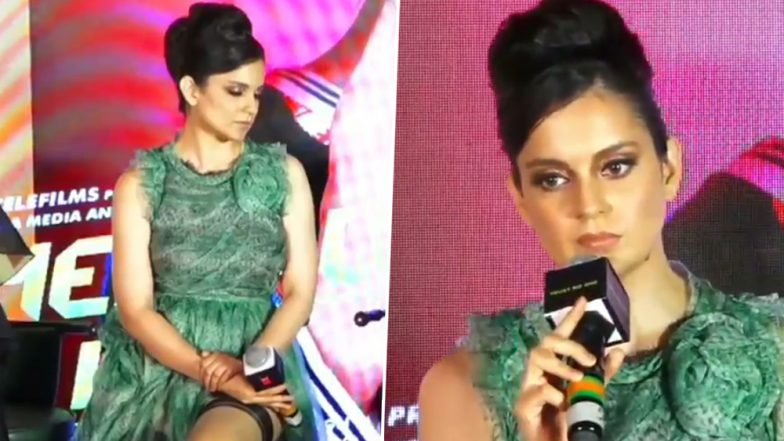 Media Fraternity Wants Kangana Ranaut to Apologise After Her Recent Spat With a Journalist at the Judgemental Hai Kya Event