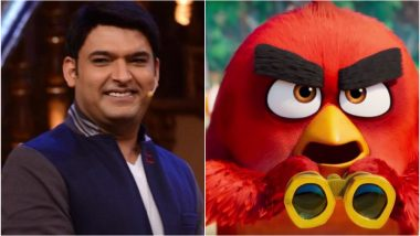 Kapil Sharma To Voice For The Hot Headed Bird Red In Angry Birds 2