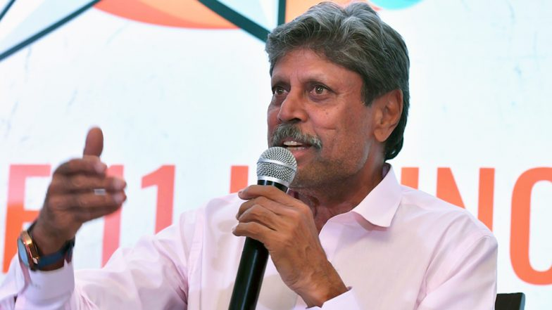 BCCI, CoA Clear Kapil Dev and Team to Pick India's Next Head Coach