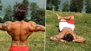 Kasautii Zindagii Kay 2 Actor Karan Singh Grover's Sculpted Bod in These Shirtless Pictures Is a Total Thirst Trap