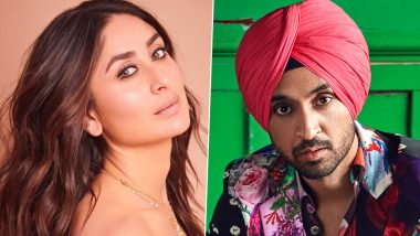 Good News: Diljit Dosanjh Still Gets Nervous While Talking to Co-star Kareena Kapoor Khan