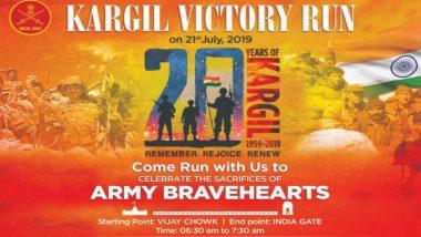 Kargil Vijay Diwas: Tri-Service Band Performance Postponed Due to Sheila Dikshit's Demise