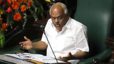 Karnataka Assembly Speaker KR Ramesh Kumar Disqualifies Three Rebel MLAs Including Two Congress Legislators, Decision on Remaining 14 Soon