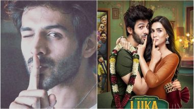 Kartik Aaryan's Latest Post Reminds Us of the Luka Chuppi Poster and We Wonder If His 'Shh' Hints to a Sequel!