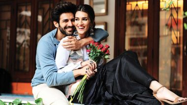 Are Kriti Sanon And Kartik Aaryan Still Not On Talking Terms After Luka Chuppi Controversy? She Answers!