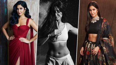 Katrina Kaif Birthday Special: These 36 Insta Pics of Bharat Actress Proves She Is Bold, Beautiful and Classy
